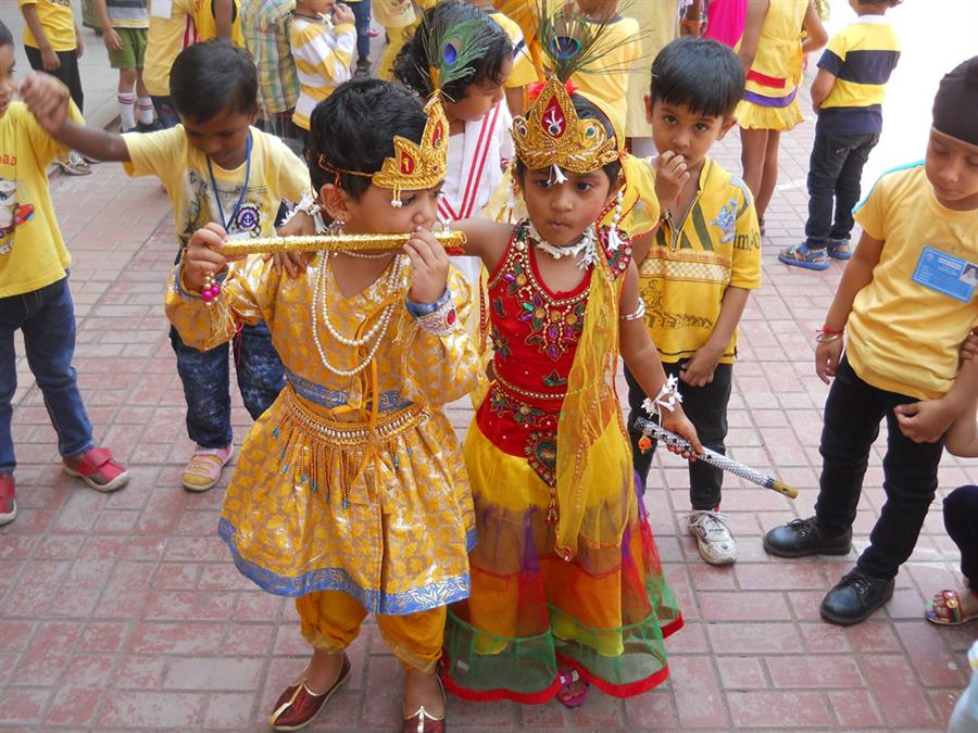 Janmashtami Celebration 2015