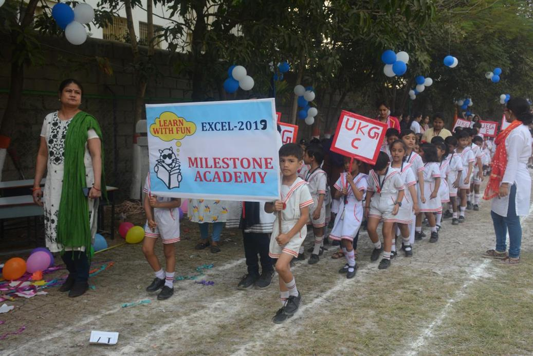 Sports Day Celebration 2019 - Junior Wing