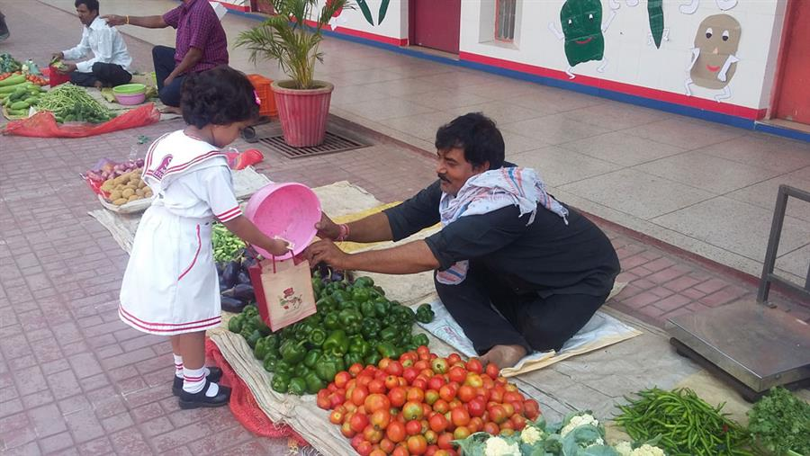 Activity - Vegetable Shopping
